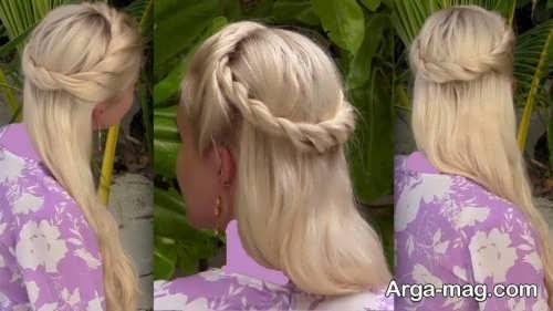 مدل موی جدید برای عروسی