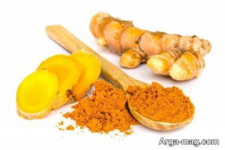 خواص مفید زردچوبه برای پوست