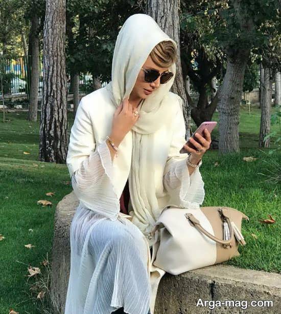 مدل موی جدید شبنم قلی خانی