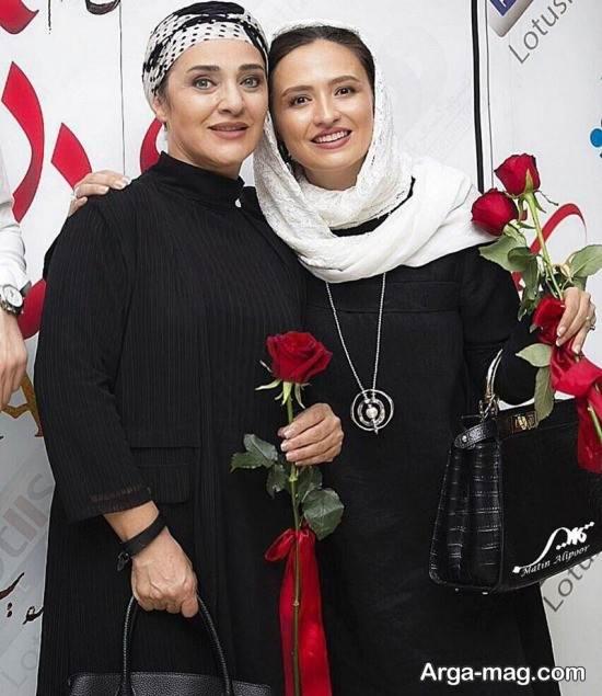 عکس رویا نونهالی و گلاره عباسی