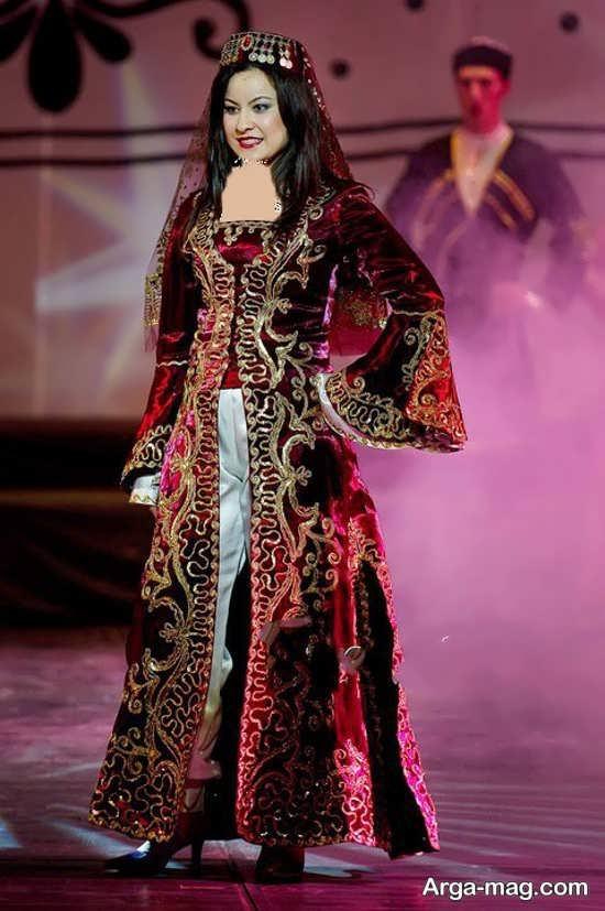 لباس سنتی زنان ترک