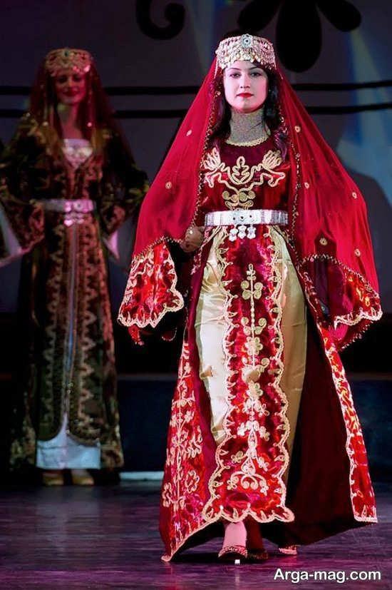 مدل لباس آذری