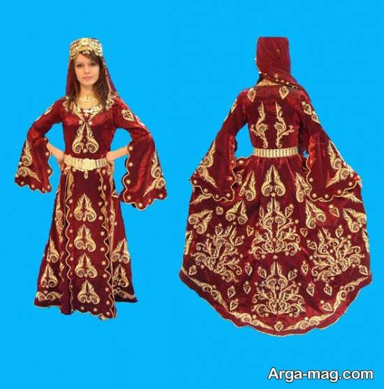 مدل لباس زیبا ترکی