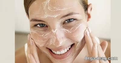 کاربرد ضد جوش و آکنه جوش شیرین