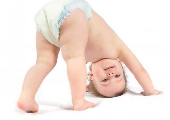 درمان سوختگی پای کودک