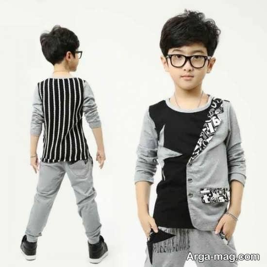 لباس کودک پسر