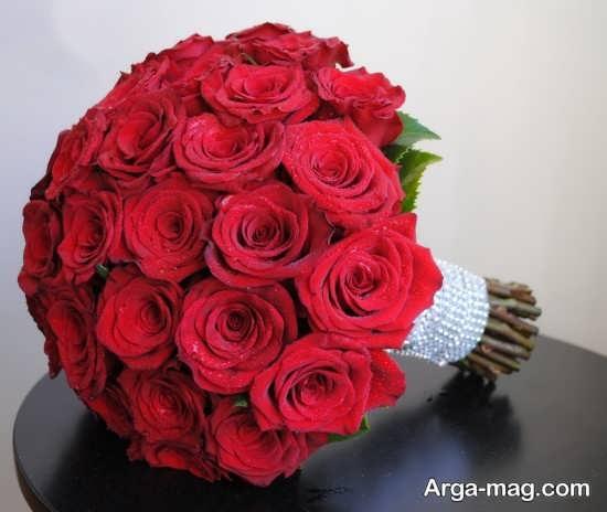 عکس دسته گل جدید و شیک برای عروس