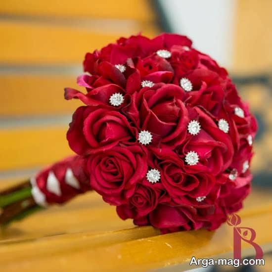 مدل زیبا و شیک دسته گل برای عروس