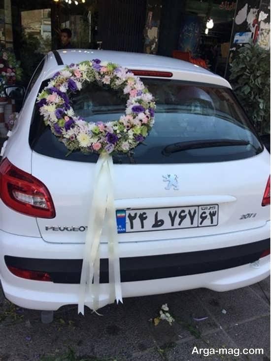 جدیدترین ماشین عروس ۲۰۶