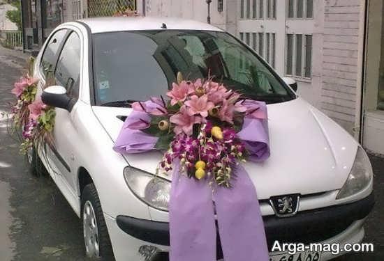 مدل ماشین عروس لاکچری