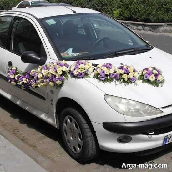 تزیینات جدید ماشین عروس