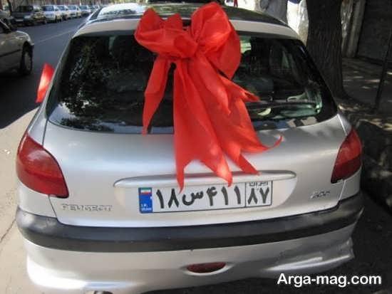 قشنگ ترین ماشین عروس ۲۰۶