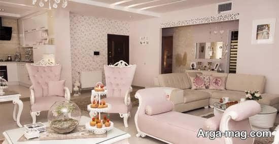 دیزاین منزل عروس