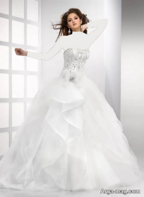 مدل لباس عروس جدید و جذاب