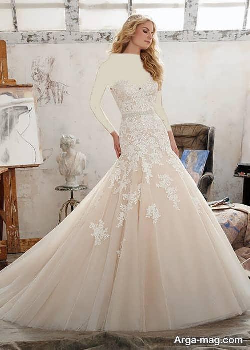 مدل پیراهن عروس خاص و جدید