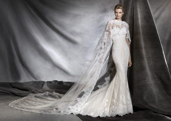 مدل پیراهن عروس با طرح های شیک و زیبا