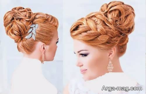 رنگ مو جدید عروس