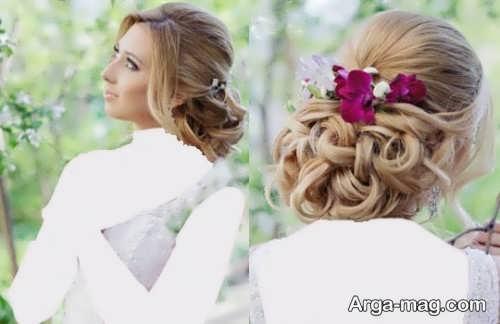 رنگ موی عروس جدید