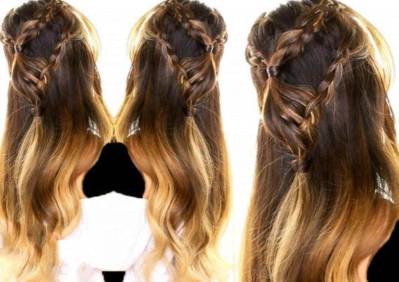 فرمول ترکیبی رنگ موی کاراملی روشن