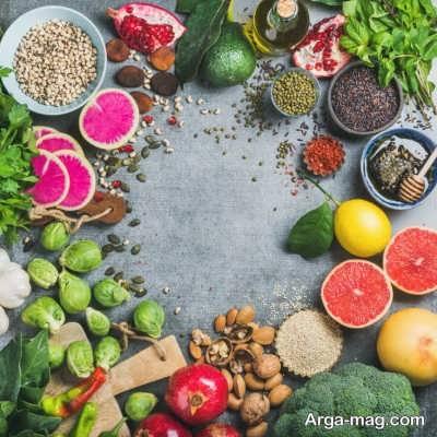 رژیم غذایی مناسب برای رفع سلولیت