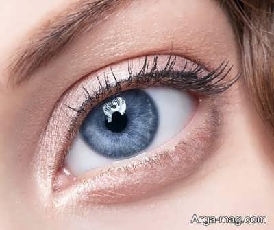 روش سنتی و خانگی تغییر دادن رنگ چشم