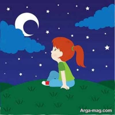 قصه های کوتاه برای خواب کودکانه