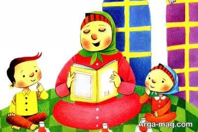قصه های کودکانه برای خواب کودکان