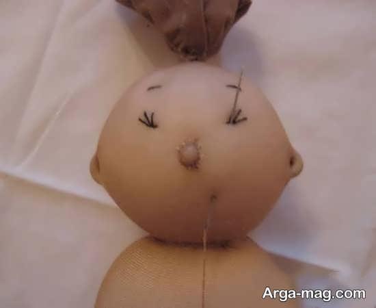 روش ساخت عروسک با جوراب