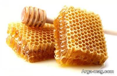 درمان زبری و خشکی پوست با عسل