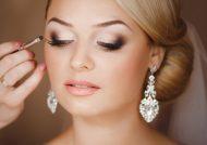 مدل آرایش عروس اروپایی شیک و جدید