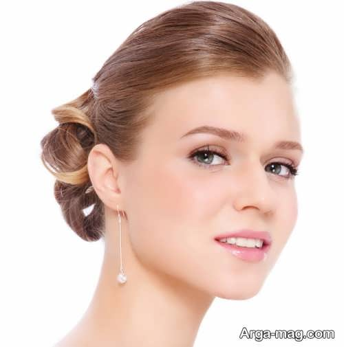 مدل آرایش زنانه اروپایی