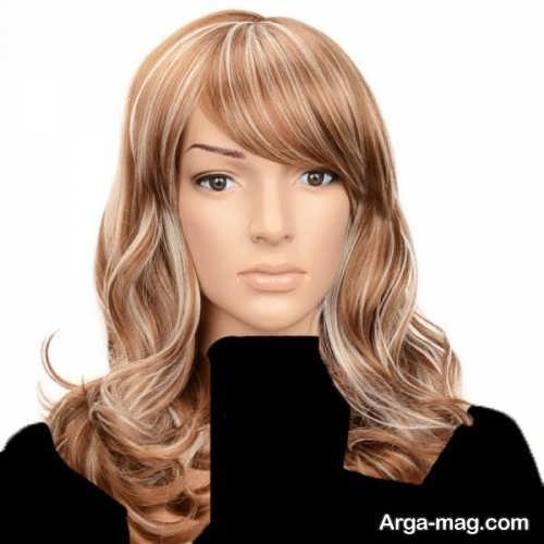مدل موی بلند و شیک زنانه