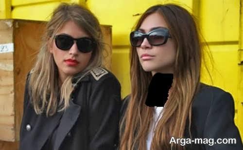 مدل موی اروپایی بلند و شیک