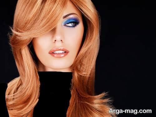 مدل موی جذاب و بلند
