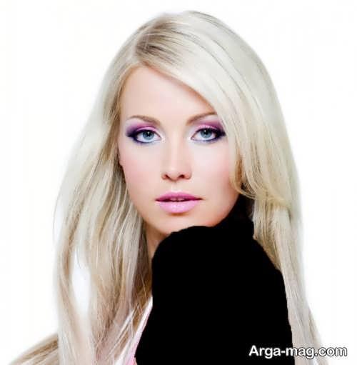 مدل موی اروپایی بلند و جذاب