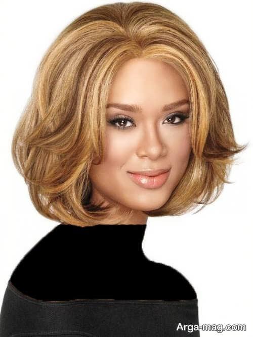 مدل کوتاهی موی اروپایی