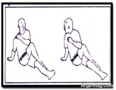 تشخیص سیاتیک و درمان آن با ورزش کردن
