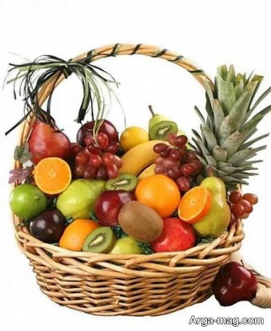 تزیین ظرف میوه خواستگاری با کمک روش های جالب