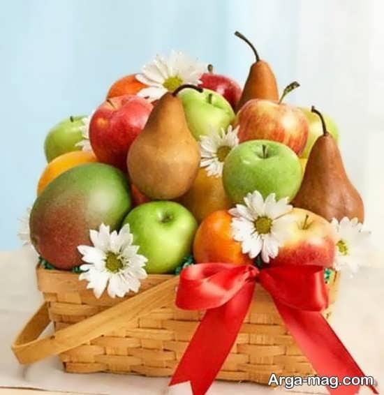 تزیین کردن ظرف میوه با کمک روش های خلاقانه