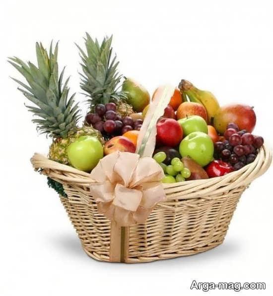 تزیین سبد میوه برای خواستگاری