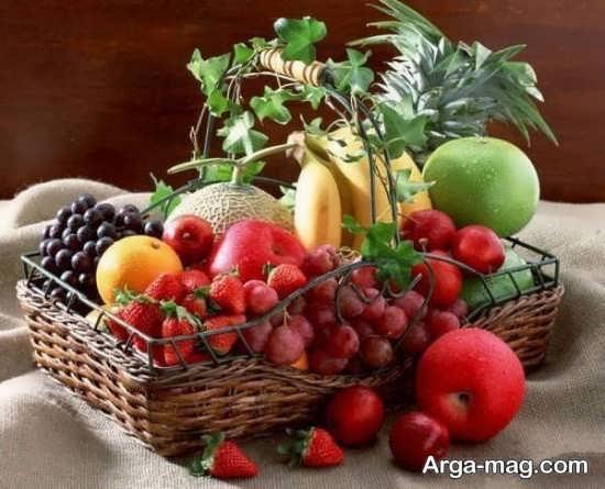 تزیین سبد میوه خواستگاری