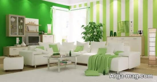دکوراسیون سبز