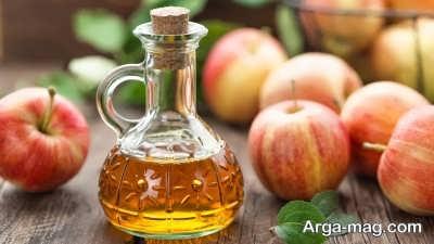 درمان خانگی و سنتی میگرن با سرکه سیب