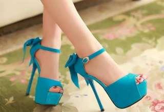 زیباترین مدل کفش پاشنه بلند