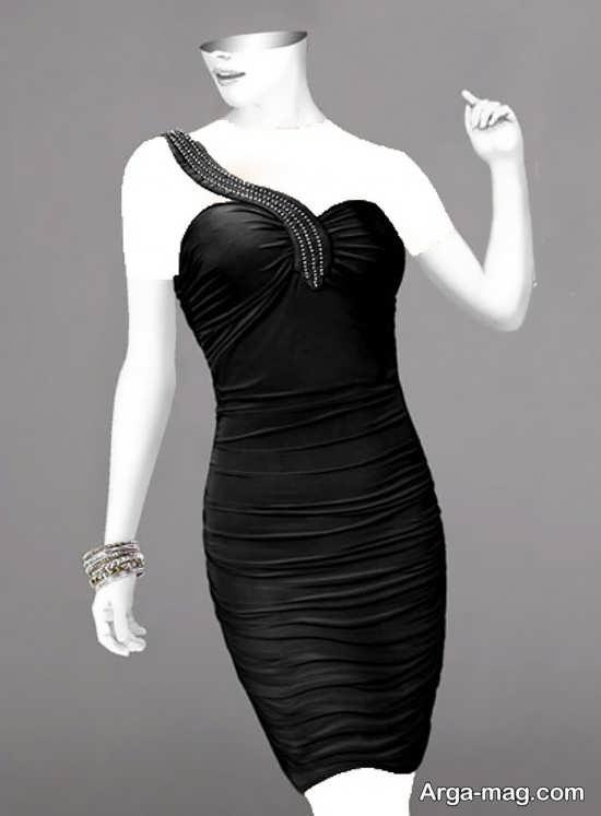 مدل+لباس+ریون+کوتاه