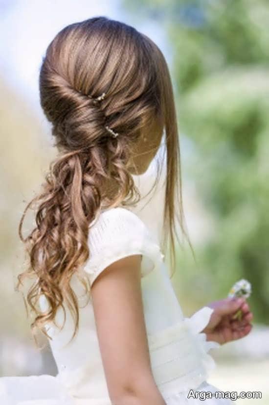 مدل موی دخترانه بلند