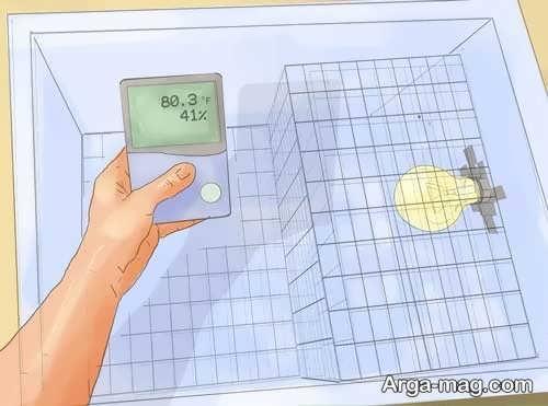 آموزش ساخت دستگاه جوجه کشی در خانه