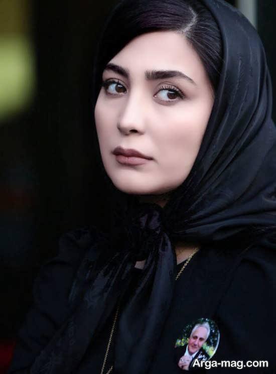 مریم معصومی در بزرگداشت علی معلم
