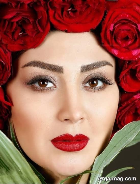 عکس آتلیه ای زیبای مریم معصومی