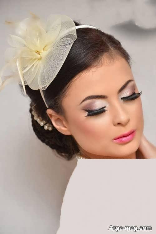 مدل میکاپ زیبا و جذاب عروس
